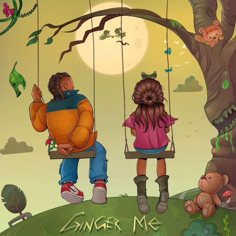 [Lyrics] Rema – Ginger Me
