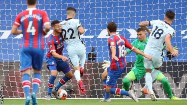 Crystal Palace 2 – 3 Chelsea Goal Highlight