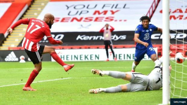 Watch Sheffield United 3 – 0 Chelsea Goal Highlight