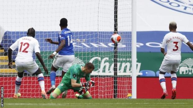 Leicester City vs Crystal Palace 3 – 0 Goal Highlight