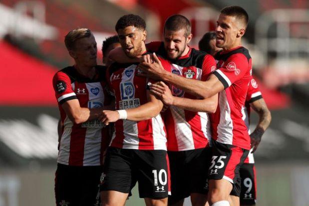 Southampton 1 – 0 Man City Goal Highlight