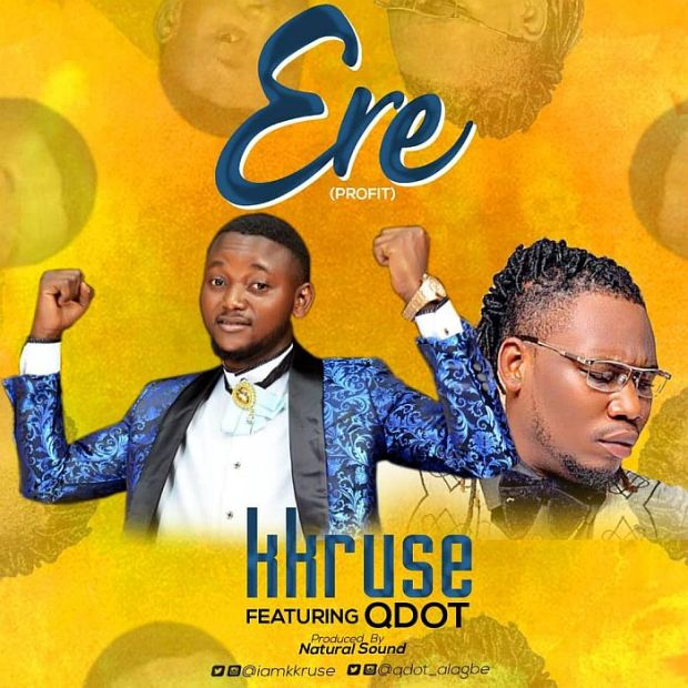 Download Music K Kruse x Qdot – Ere (Profit)