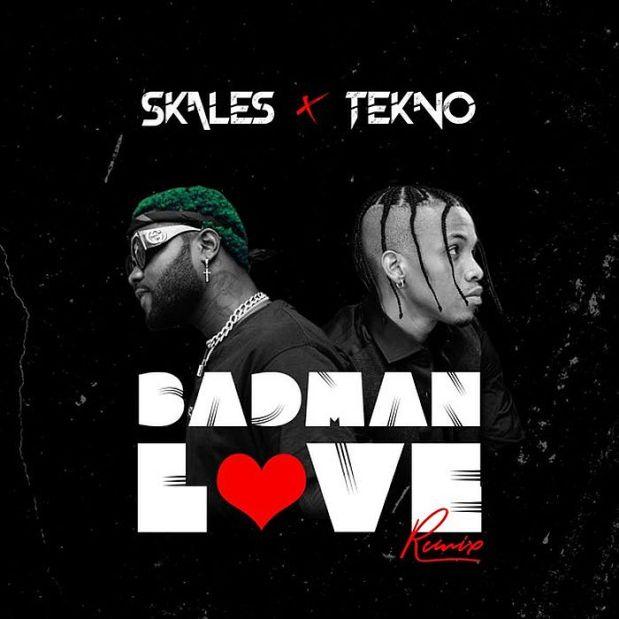Download Skales Ft. Tekno – Badman Love (Remix) Mp3