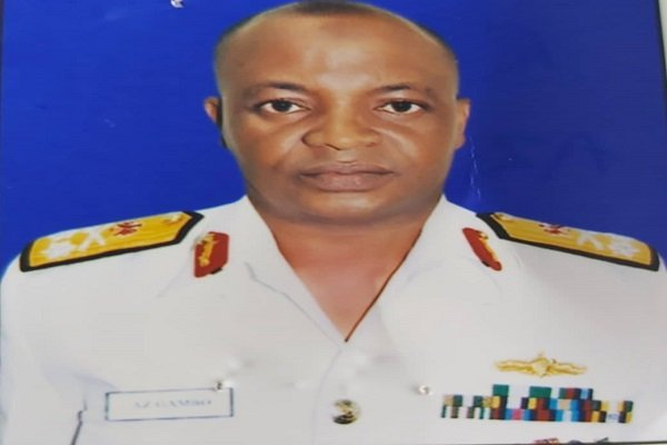 Meet Rear Admiral Gambo The New Chief Of Naval Staff Photos