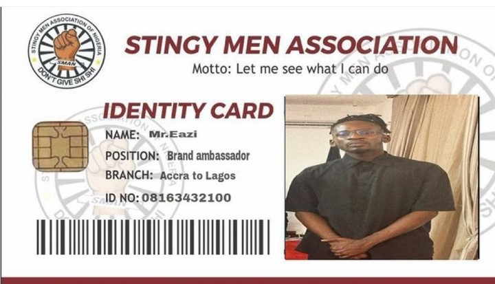 Mr Eazi Joins Don Jazzy In 'Stingy Men Association Of Nigeria'