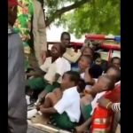 Right Or wrong? Amotekun Officials Arrest School Children Because They Called Themselves Marlians (Watch Video)