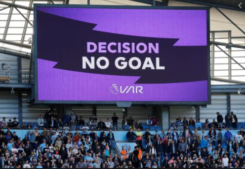 See The Update That Has Been Done To VAR For The Next Premier League Season
