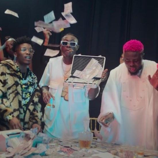 VIDEO: Zlatan Ft. Oberz, Frescool, Oladips, Kabex, TROD – Lagos Anthem (Remix)