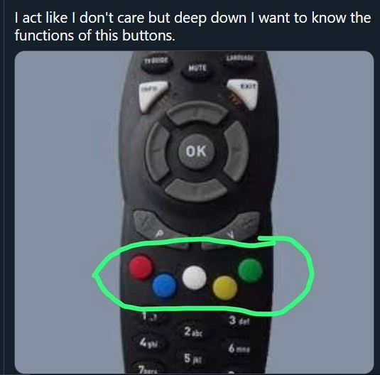 Operate!! What's The Function Of These Buttons On Dstv And GoTv Remote?