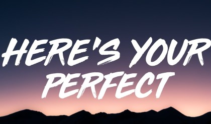 Heres Your Perfect