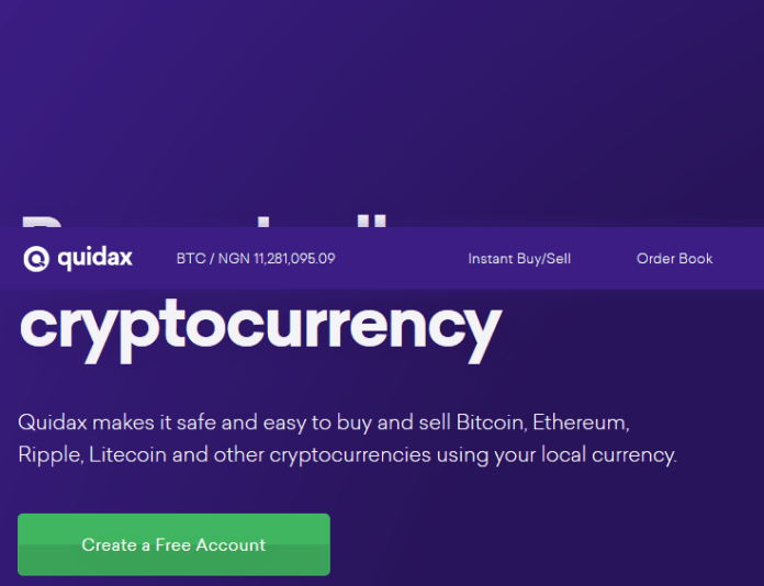 Quidax Buy, Sell Store Bitcoin and Ethereum in Nigeria