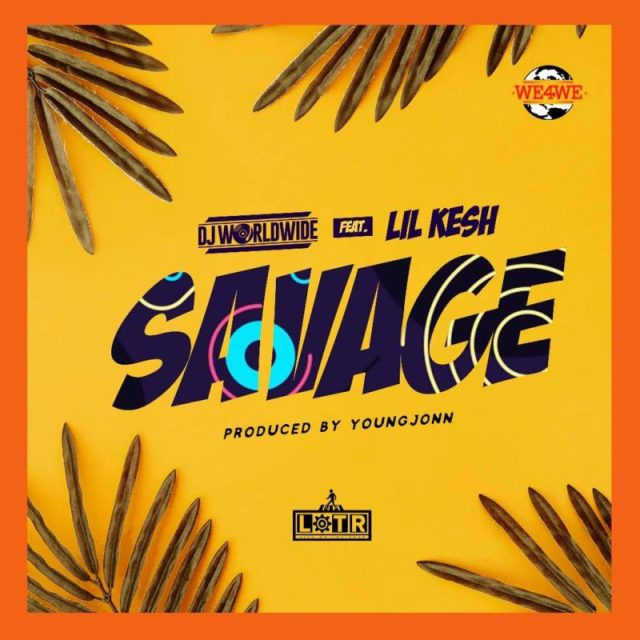 DJ Worldwide - Savage ft. Lil kesh & Young Jonn mw3