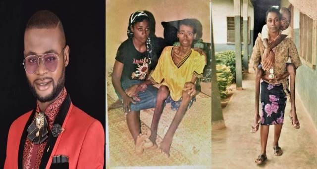 Nigerian gospel singer, shares photos of his transformation after 9 years of sickness