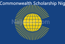 Commonwealth Scholarship Nigeria
