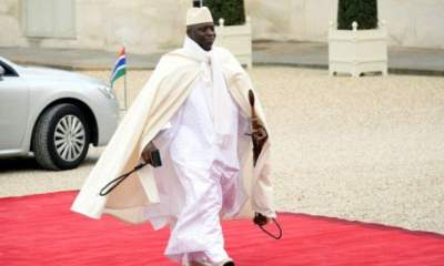 Gambia plans to sell off Yahya Jammeh's luxury cars