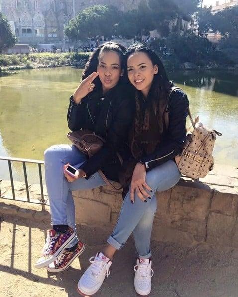 Wendy and TBoss Idowu