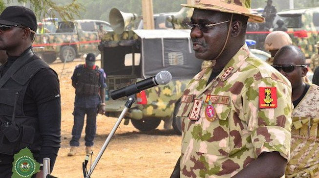 Buratai Reveals Where Bandits Live