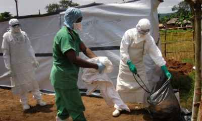 Nigeria Moves To Prevent Ebola Outbreak