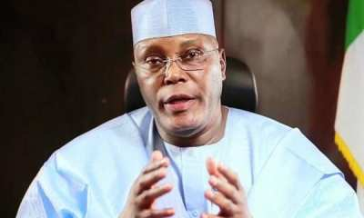 Breaking: Finally, PDP's Atiku Abubakar Storms United States