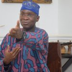Fashola Discovers Hidden Camera At Scene Of #LekkiShootings, Hands It Over To Sanwo-Olu