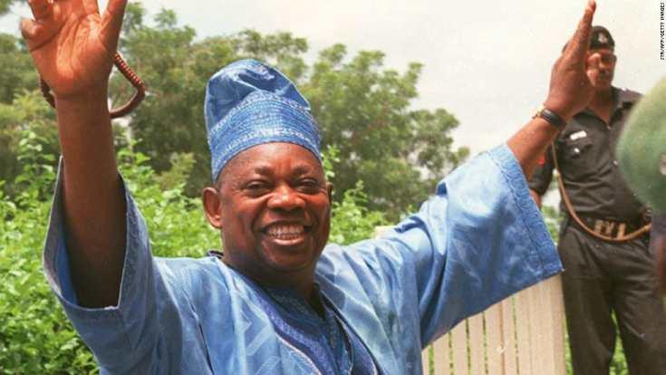 Chief MKO Abiola