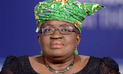 EFCC Invites Dr. Ngozi Okonjo-Iweala For Questioning