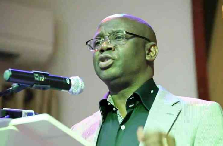 Pastor Bakare Describes SARS As 'State-Aided Robbery Squad