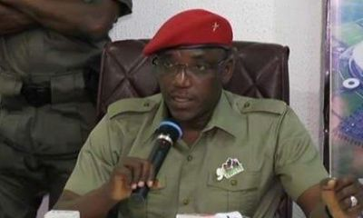 'Did We Steal Money'? Solomon Dalung Questions IAAF Over 'Missing' $130,000