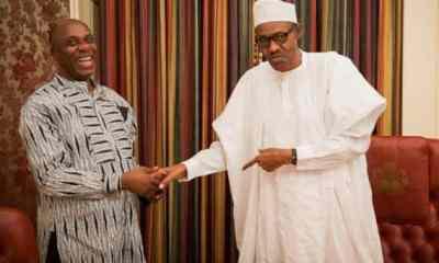 Finally, Amaechi Breaks Silence On Audio Recordings 'Mocking' Buhari