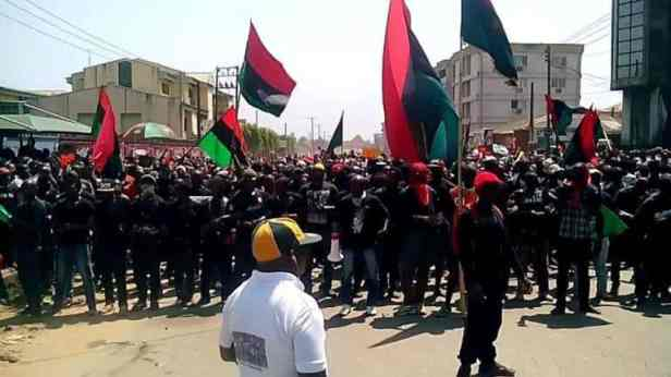 Four Killed As Police Clash With IPOB Members In Ebonyi