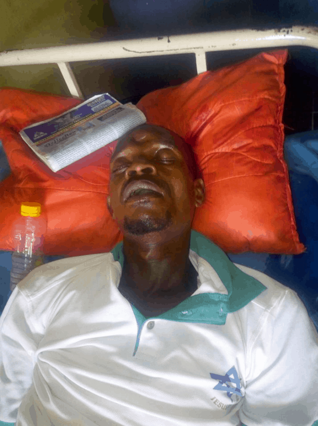 Patients Suffer As JOHESU Strike Continue