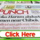 Major Newspaper Headlines Across Nigeria