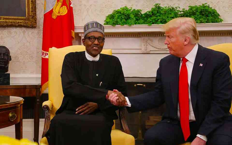 US Bans Nigeria From Participating In Us 2022 Visa Lottery