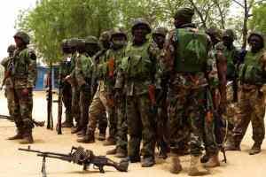 Nigerian Army Boko Haram