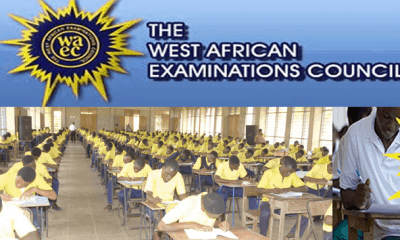 Breaking: WAEC Postpones School WASSCE Over Coronavirus