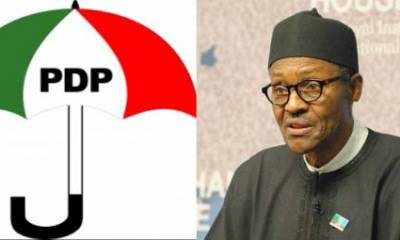 PDP Destroyed Checks And Balances In Civil Service - Buhari