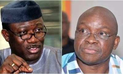 Fayemi Names Fayose, Falana, Others In COVID-19 Committee (Full List)