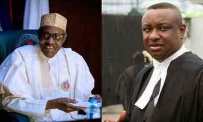 Just In: Buhari Swaps Festus Keyamo's Ministerial Position