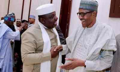 Tension In Imo APC Over Buhari's 'Next Level' Cabinet