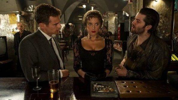 "Amber Heard Latest Film ""London Fields"" Ranks At The US Box Office   Naija News"