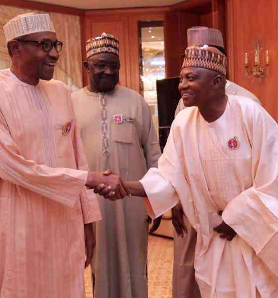 Presidency Reveals Who Buhari Trusts The Most