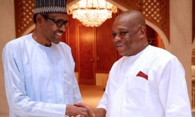 Orji Kalu Hails Buhari Over New Economic Team