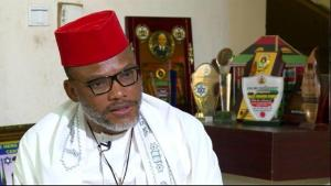 Biafra: Finally, Nnamdi Kanu Reacts To Demolition Of Hotels By Governor Wike