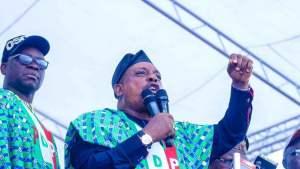 Breaking: PDP Suspends Dogara, Sen. Suleiman Hunkuyi, Five Others (Full List)