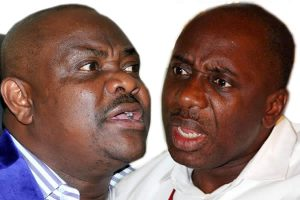 Amaechi Responds To Wike's Allegations Of Plotting To Destroy CJN Onnoghen