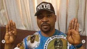 mc oluomo - MC Oluomo's Food, Drinks For #EndSARS Protesters Rejected