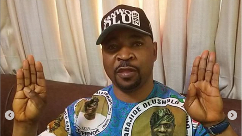 MC Oluomo's Food, Drinks For #EndSARS Protesters Rejected