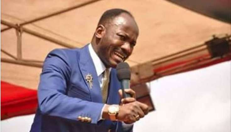 #RenoUndarted: Apostle Suleman Roasts Nigerians For Accusing Omokri