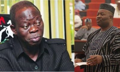 Oshiomhole Reveals How Akpabio Was Rigged Out In Akwa Ibom