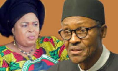 Patience Jonathan 'Loses' To Buhari Government